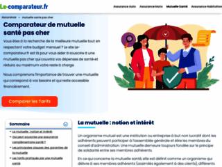 Mutuelle santé en ligne