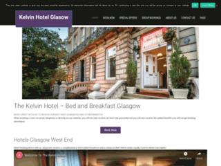Chambres d'Hôtes Glasgow Le Kelvin