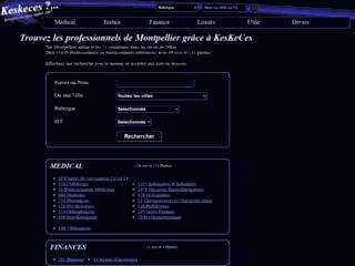 Trouvez les professionnels de Montpellier