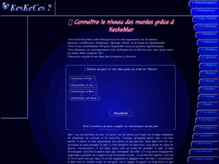 Détails : Votre portail virtuel d'informations sur les marées de 196 pays du monde