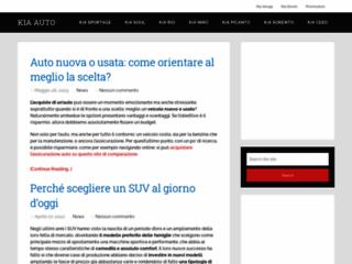Kia Motors Company Italy: Trova la tua KIA