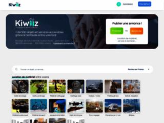 Détails : Kiwiiz : petites annonces de particuliers