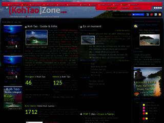 Koh Tao Thaïlande - site d'informations touristiques