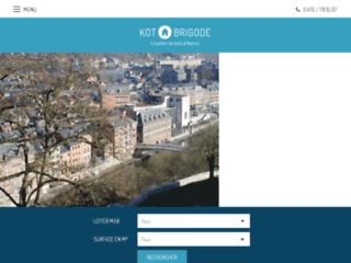 Location studios et kots à Namur