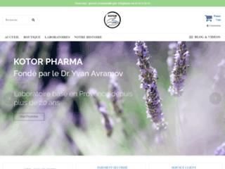Détails : Kotor pharma