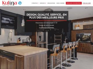 Kulina - Armoires de Cuisine - Québec