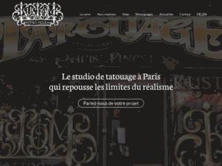 Détails : Kustom Tattoo : votre studio de tatouage à Paris