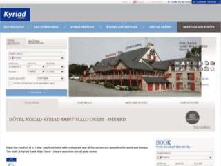 Hôtel Kyriad Saint Malo