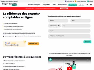 Détails : Cabinet d'expertise comptable en ligne