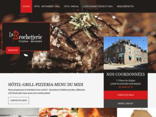 Hotel Pizzéria Grill La Brochetterie