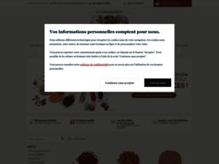 Détails : Commandez vos épices à petit prix