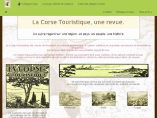 La Corse Touristique, la revue de François Pietri