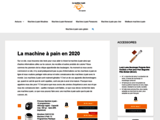 Comparateurs de machines à pain