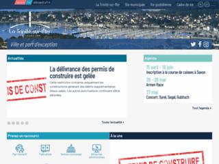 La Trinité-sur-Mer -Site officiel.