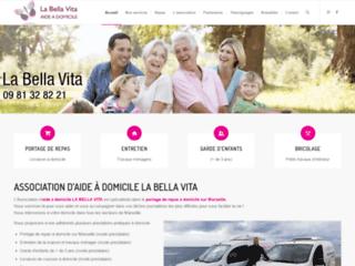 Livraison de repas à domicile à Marseille avec La Bella Vita
