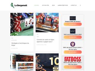 La Bergamott: bonbon francais en ligne