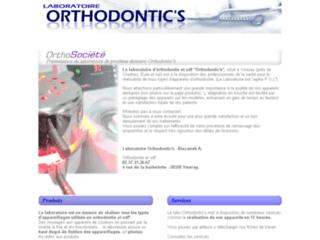 Laboratoire orthodontie et odf exclusive sur http://www.laboratoire-orthodontie.fr