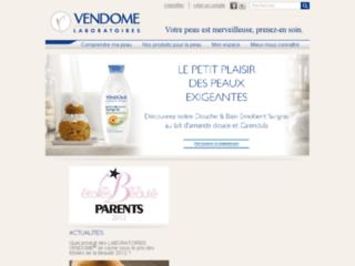 Laboratoires Vendôme sur http://www.laboratoires-vendome.com