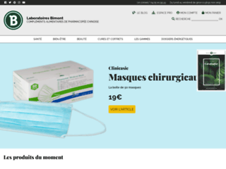 Détails : Produits de la pharmacopée chinoise