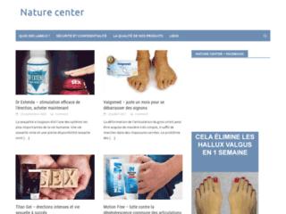 Boutique compléments nutritionnels naturels sur http://www.laboutiquebienetre.fr
