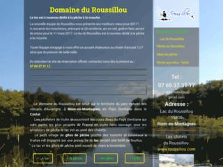 Week-end détente en famille: Réservoir mouche du Cantal - Pêche à la mouche en Auvergne.