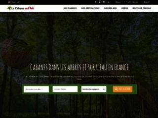 Week end insolite dans les arbres en Bretagne: La Cabane en l'Air