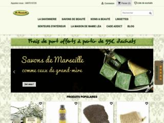 Produits naturels au pays du bien-être sur http://www.lacardabelle.com
