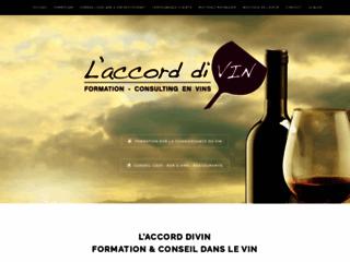 Formation intensive sur la connaissance du vin