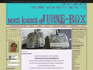 Blog de création en tout genre: fimo, point de croix, tricot, couture...