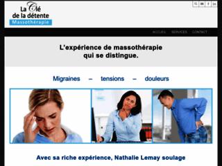 La Clé de la détente sur http://www.lacledeladetente.com