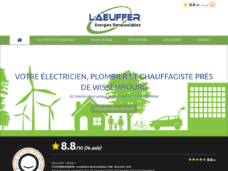 Laeuffer : artisan électricien à Lembach