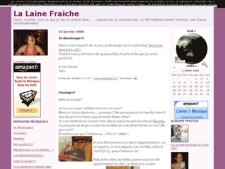 La Laine Fraiche : tricot, crochet...