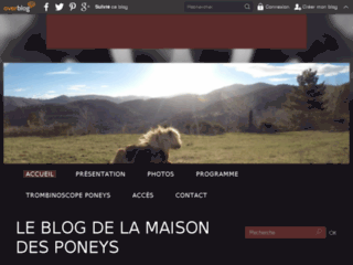 Gite d'enfants - La Maison Des Poneys - Blog