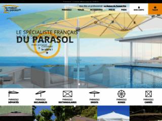La maison du Parasol pour les parasols de qualité