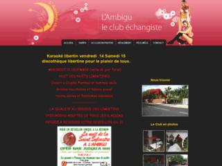 L'Ambigu Club : le club échangiste