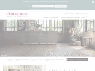 L'âme du bois, spécialiste du parquet à Angers