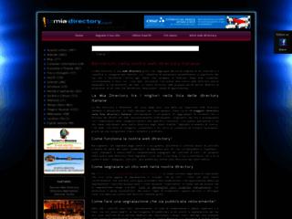 LaMiaDirectory.com - Directory specializzata nella recensione di siti internet.