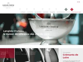 Langlois-Chateau : Cr�mant de Loire et Visite de Cave