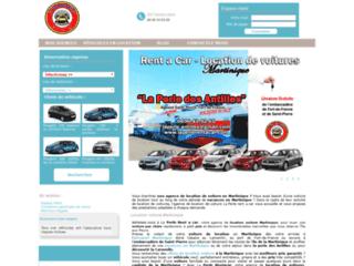 La perle rent a car votre agence de location de voiture en Martinique