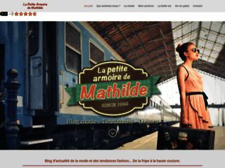 Détails : La Petite Armoire de Mathilde