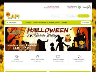 Lapi culteur vente en ligne de tous les produits et mat riels apicoles - Tout les site de vente en ligne ...