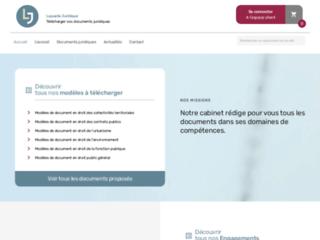 Cabinet d'avocat Lapuelle et téléchargement d'actes juridiques à Toulouse