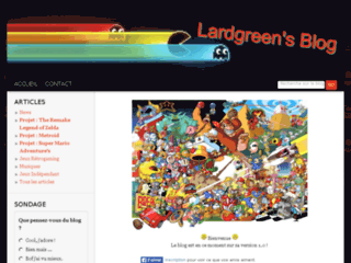 Lardgreen's blog