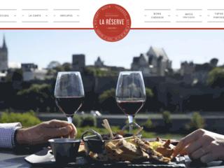Restaurant La R�serve, � Angers