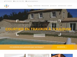 Détails : Courtier en travaux sur Toulouse