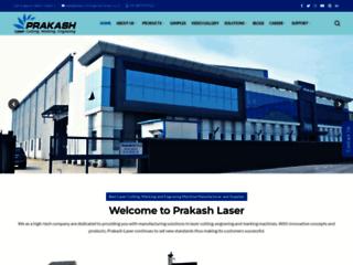 Laser Marking Machine- Prakash Group of Industry