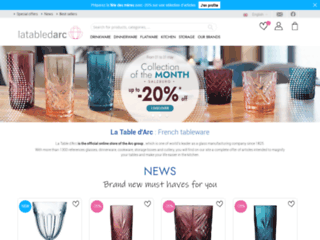 Latabledarc.com – Buy