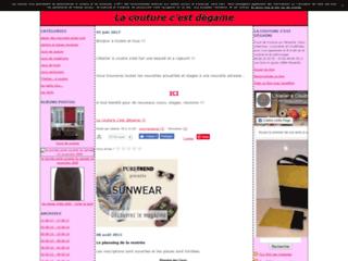 Atelier de couture à Marseille