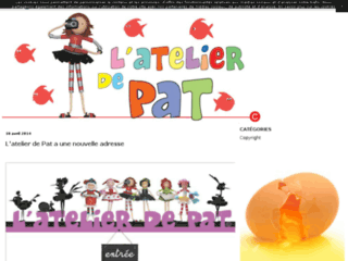 Blog de créations de personnages en fimo