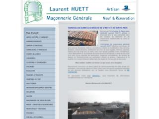 Détails : Maçonnerie générale Laurent Huett